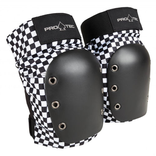 Pro-Tec Street Knee Pads Adult - Checker - Prime Delux Store