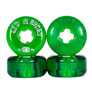 Ricta -52 mm - Super Crystals Wheels - Prime Delux Store