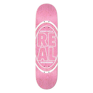 "Real - 7.3"" - Renewal Edition Deck - Pink - Prime Delux Store"