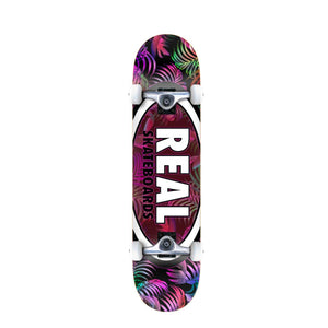 "Real Skateboards 7.3"" Mini Team Tropic Ovals 2 Complete Skateboard - Prime Delux Store"