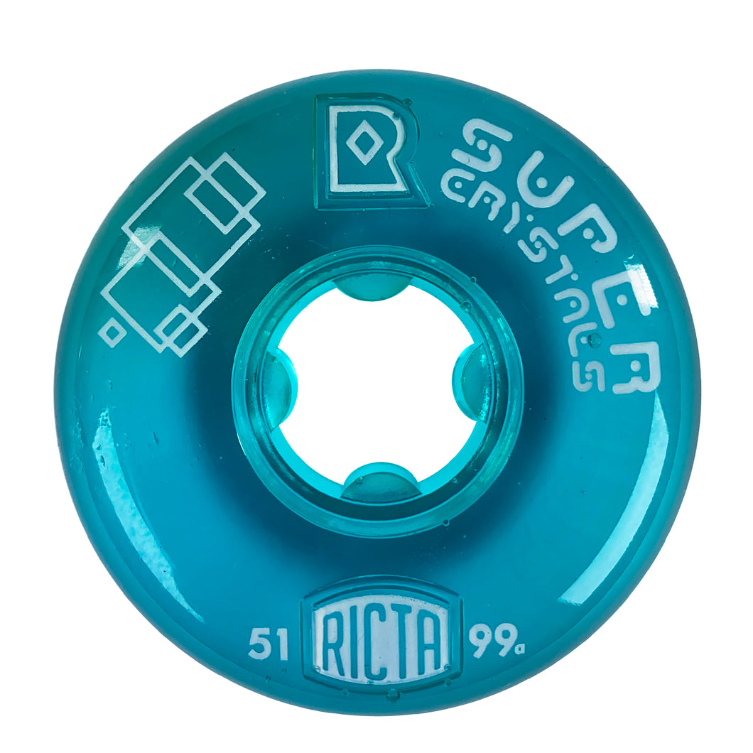 Ricta - 51mm - Super Crystals Wheels - Prime Delux Store