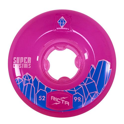 Ricta Wheels Super Crystals 52mm - Prime Delux Store