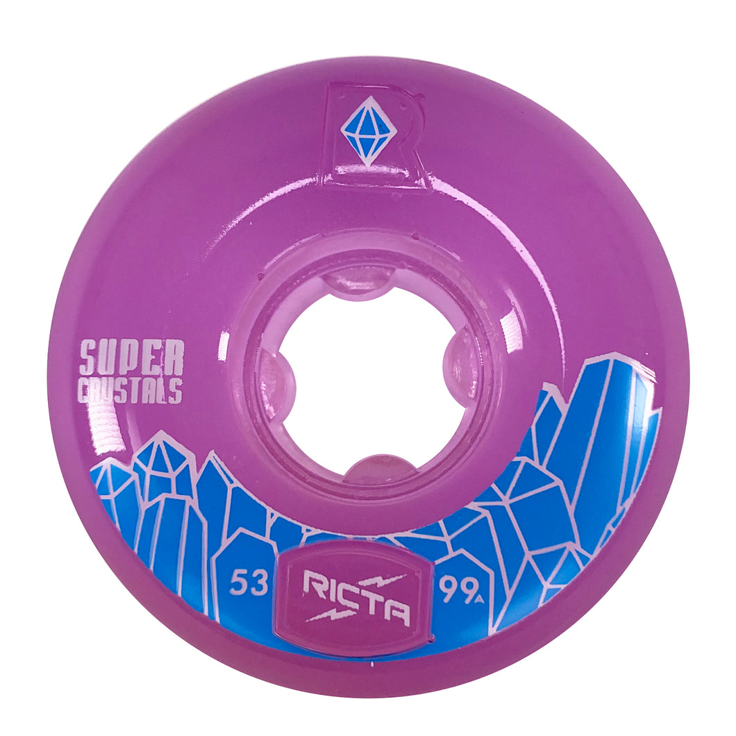 Ricta Wheels Super Crystals 53mm - Prime Delux Store