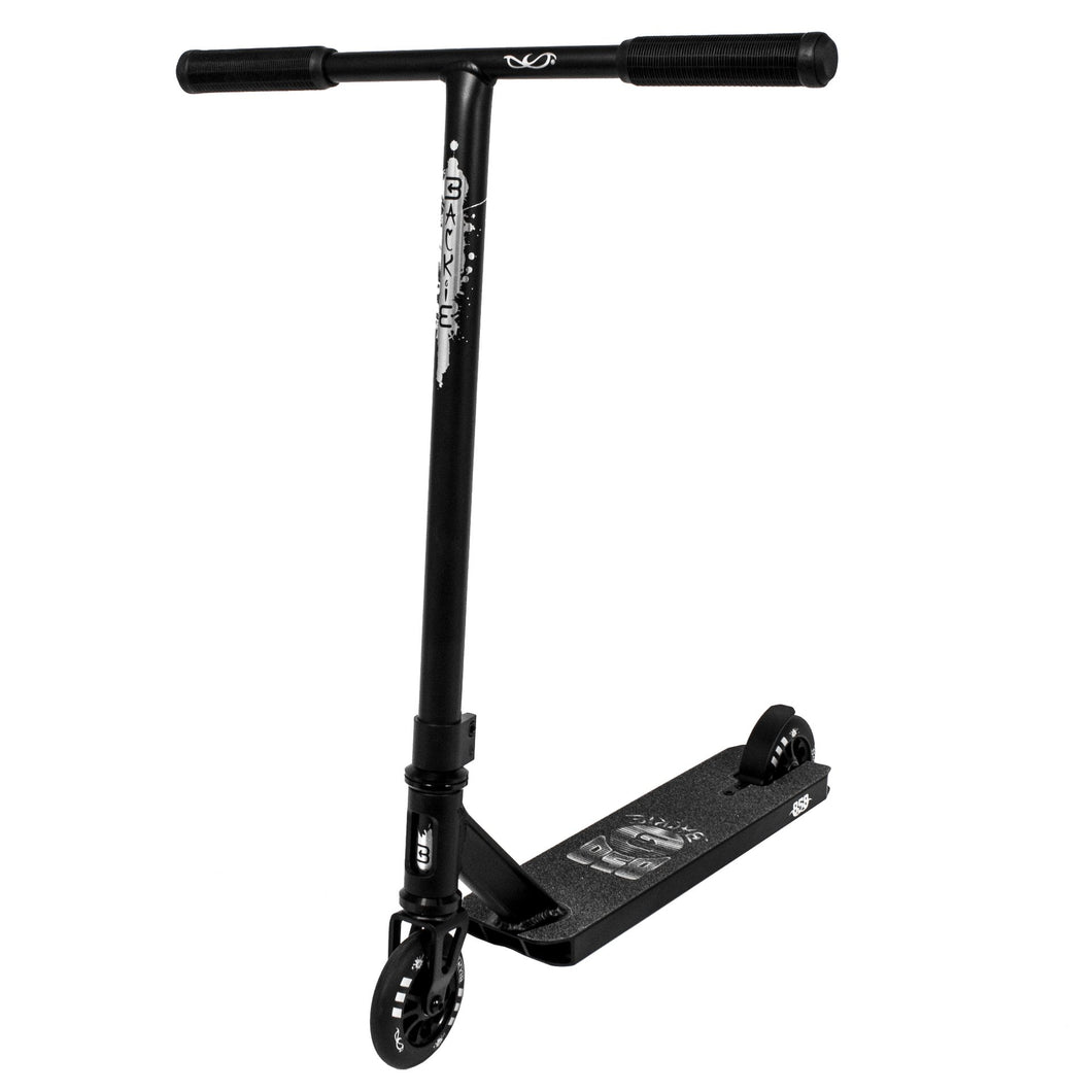 Ride 858 Backie Pro Complete Scooter Black - Prime Delux Store
