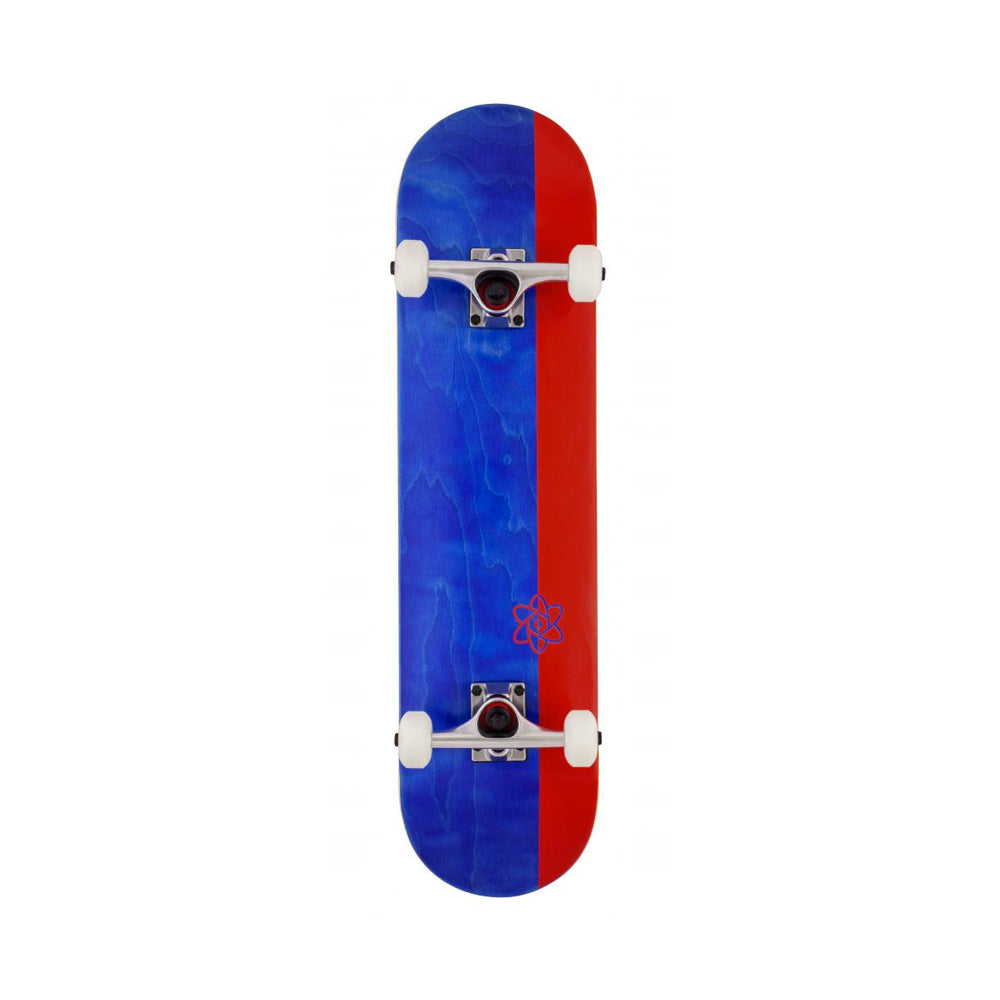 Rocket Complete Skateboard Invert Series Blue 7.5