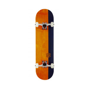 "Rocket Complete Skateboard Invert Series Orange 7.75"" - Prime Delux Store"