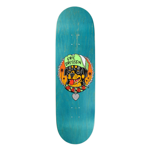 Santa Cruz Powerply Deck Dressen Good Dog 9.00