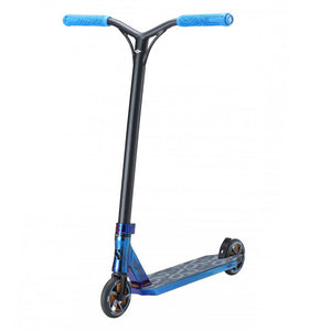 Load image into Gallery viewer, Sacrifice Flyte V2 Complete Scooter Neo Blue - Prime Delux Store