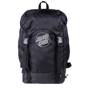 Santa Cruz Backpack Trail Backpack - Black - Prime Delux Store