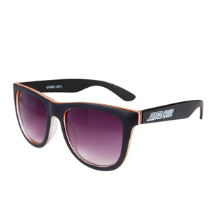 Santa Cruz Bench Sunglasses - Black / Orange - Prime Delux Store