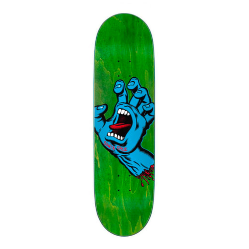 Santa Cruz Deck Screaming Hand 8.80