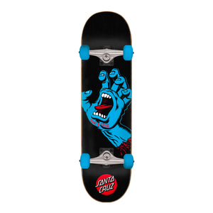 "Santa Cruz Complete Screaming Hand 8.00"" - Multi - Prime Delux Store"