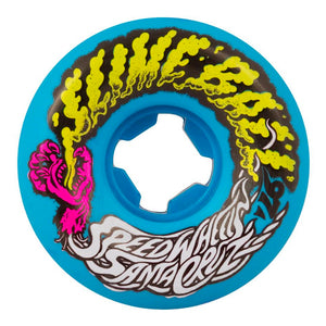 Santa Cruz Slime Balls Wheels 97a 53mm - Blue - Prime Delux Store