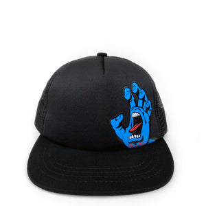 Load image into Gallery viewer, Santa Cruz Youth Screaming Hand Cap - Black - Prime Delux Store