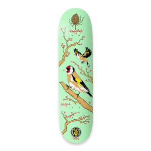 "The Drawing Boards - 8.5"" - Seasonal Birds Deck - Goldfinch Deck - Prime Delux Store"