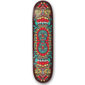 "The Drawing Boards - 7.75"" - Aztec - Skateboard Deck - Prime Delux Store"