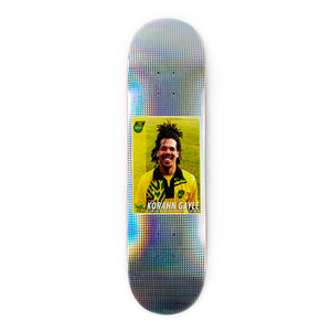 "Load image into Gallery viewer, Skateboard Cafe Korahn Gayle 90 Jamaica Deck - 8.5"" - Prime Delux Store"