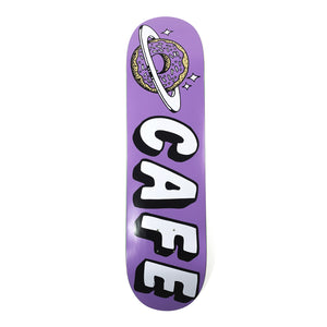 "Load image into Gallery viewer, Skateboard Cafe 8"" Planet Donut - Lavender - Prime Delux Store"