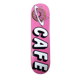 "Load image into Gallery viewer, Skateboard Cafe 8"" Planet Donut - Pink - Prime Delux Store"