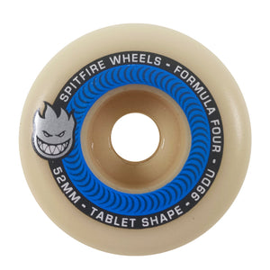 Spitfire - 52mm - Formula Four Wheels Tablet 99 - Prime Delux Store