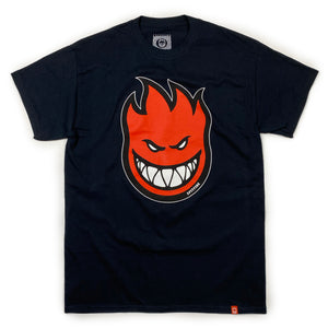 Load image into Gallery viewer, Spitfire Bighead Fill T Shirt - Black / Red - Prime Delux Store