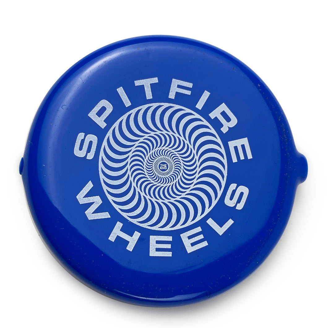 Spitfire Classic 87' Swirl Coin Pouch - Royal / White - Prime Delux Store