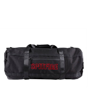 Load image into Gallery viewer, Spitfire Road Dog Duffle Bag - Black - Prime Delux Store