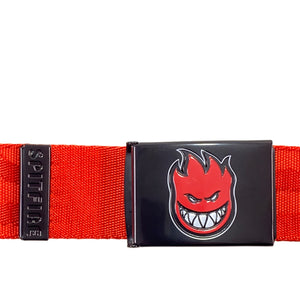 Spitfire Web Belt - Red - One Size - Prime Delux Store