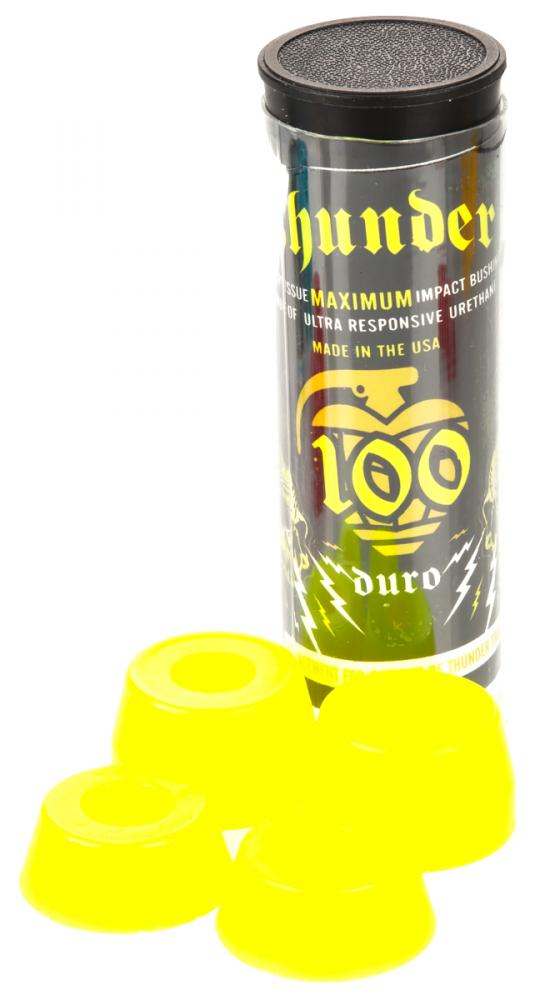Thunder Bushings 100d Neon Yellow - Prime Delux Store