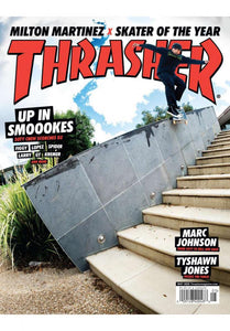 Thrasher Magazine May 2020 - Prime Delux Store