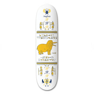 "The Drawing Boards - 8.5"" - Mythical Beasts - The Ammit Deck - Prime Delux Store"
