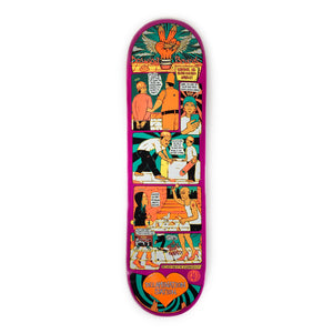 "Load image into Gallery viewer, The Drawing Boards Deck - Empower your Skate-Related Angels - 8.25"" - Prime Delux Store"