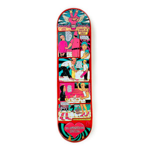 "The Drawing Boards Deck - Empower your Skate-Related Angels - 8"" - Prime Delux Store"