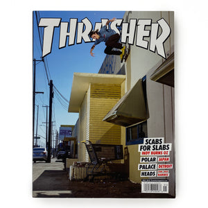 Thrasher Magazine May 2019 - Prime Delux Store