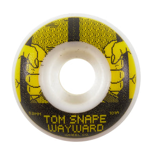 Wayward Wheels - 52mm - Classic Pro Wheel - Tom Snape - Prime Delux Store