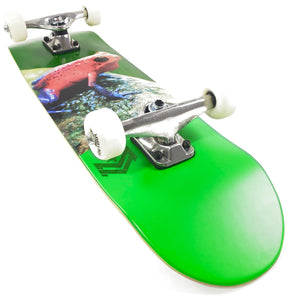 "Load image into Gallery viewer, Mini Logo 7.5"" Mini Poison Tree Frog Birch 191 Complete Skateboard - Prime Delux Store"