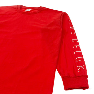 Load image into Gallery viewer, Prime Delux Unity Long Sleeve Kids T Shirt - Red / White - Prime Delux Store