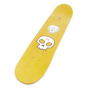 "Load image into Gallery viewer, Zero - 7.75"" - Single Skull Deck - Prime Delux Store"
