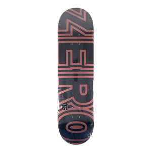 "Load image into Gallery viewer, Zero - 8.25"" - Signature Bold Cole Deck"