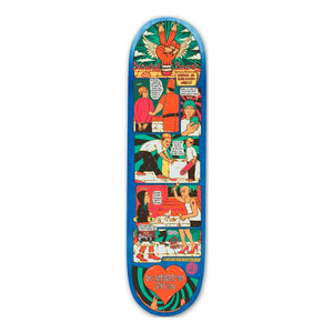 "The Drawing Boards Deck - Empower your Skate-Related Angels - 8.8"" - Prime Delux Store"