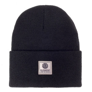 Load image into Gallery viewer, Element Dusk Beanie - Flint Black - Prime Delux Store
