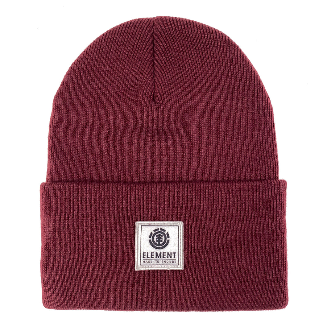 Element Dusk Beanie - Vintage Red - Prime Delux Store