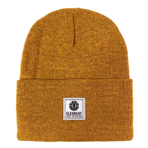 Load image into Gallery viewer, Element Dusk Beanie - Old Gold Heather - Prime Delux Store