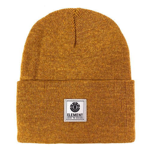 Element Dusk Beanie - Old Gold Heather - Prime Delux Store