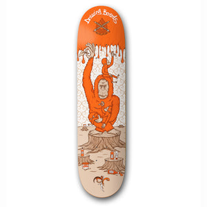 "The Drawing Boards - 8.0"" - Orangutan Deck - Prime Delux Store"