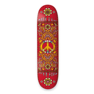 "The Drawing Boards - 8.5"" - Positive Symbols - Peace Deck - Prime Delux Store"