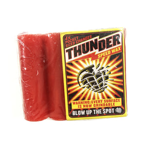 Thunder Speed Wax -  Red - Prime Delux Store