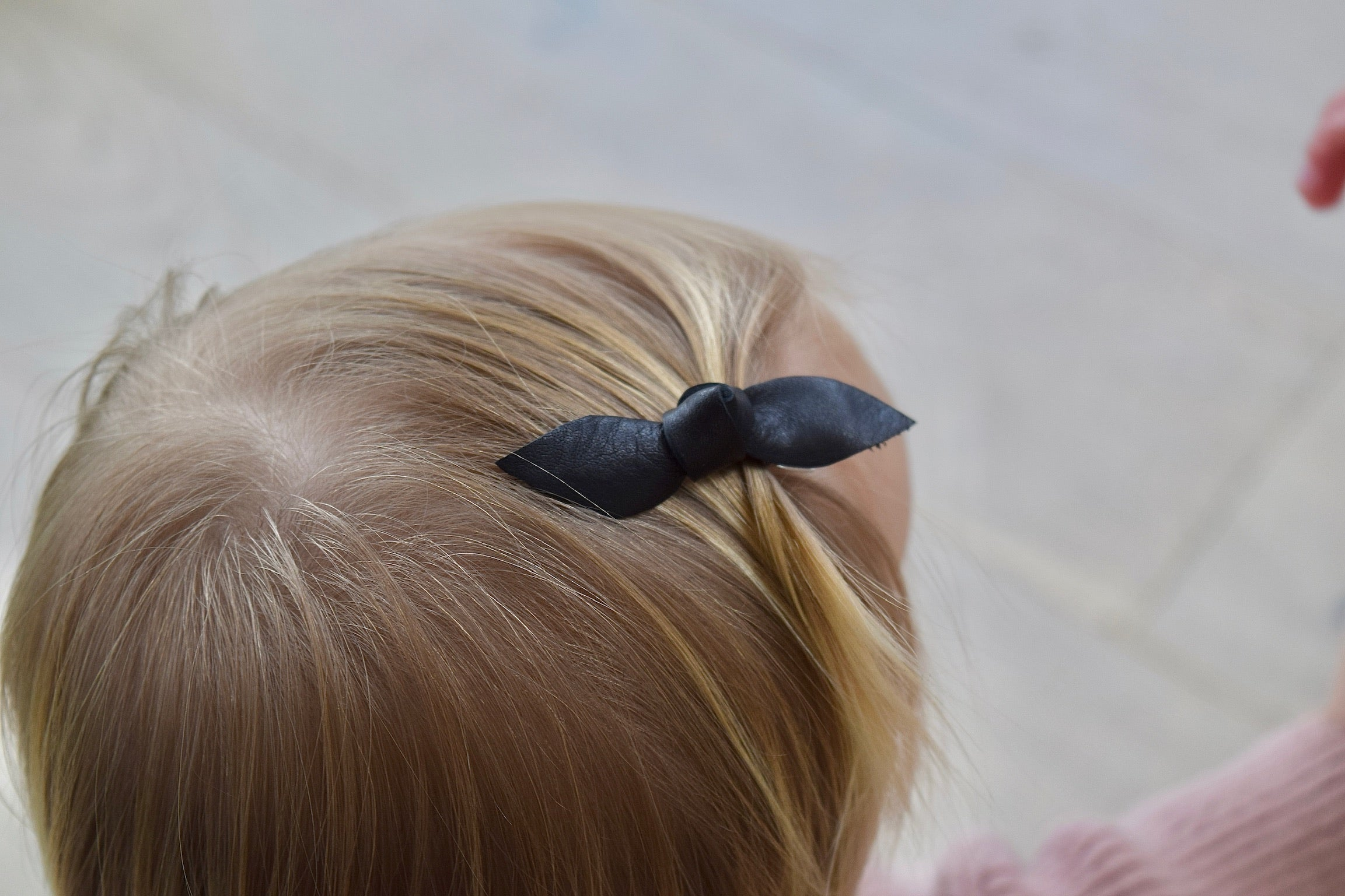 Hair bow - pattern - FREE download