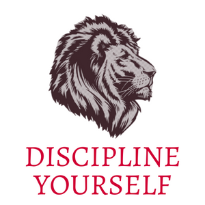 Discipline Yourself T-shirts for Winners