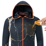 Unisex  Coat Waterproof Quick-Drying Hooded Jackets
